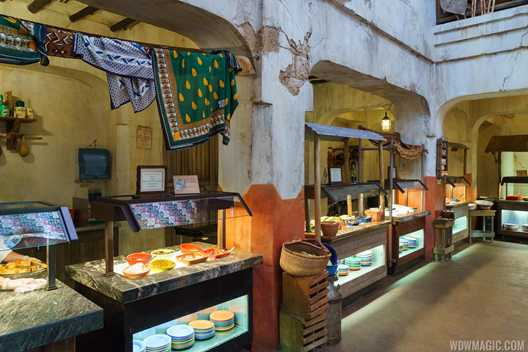 Tusker House, Cape May Café and more dining returns to Walt Disney World