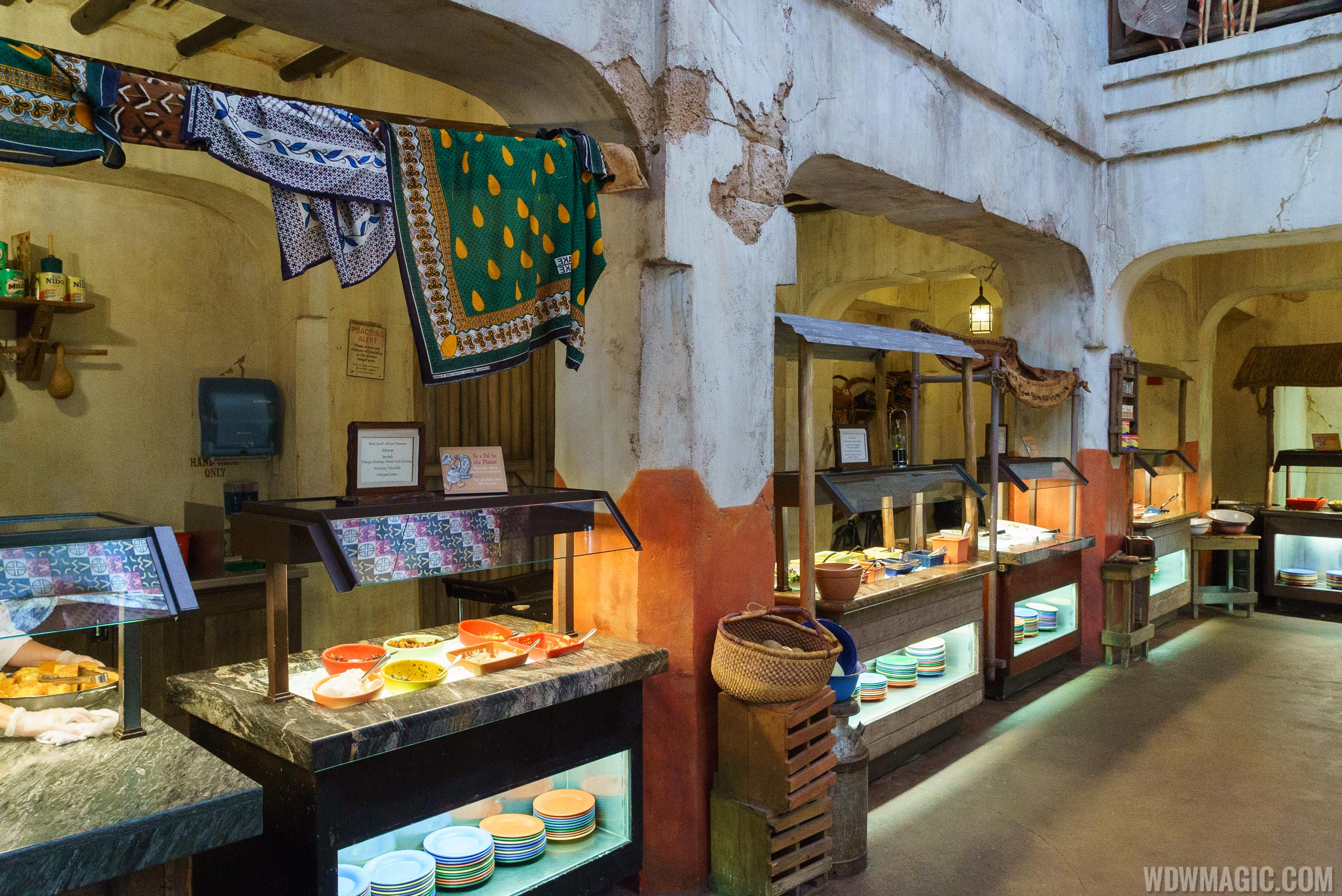 Tusker House overview