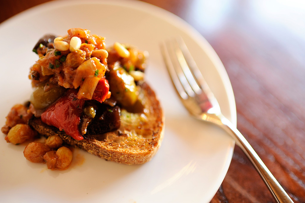 First look inside the new Tutto Gusto, small plate food, and Tutto Italia