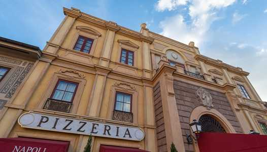 DINING SPOTLIGHT - Via Napoli at Epcot's Italy pavilion