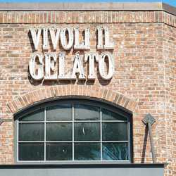 Vivoli Gelateria construction