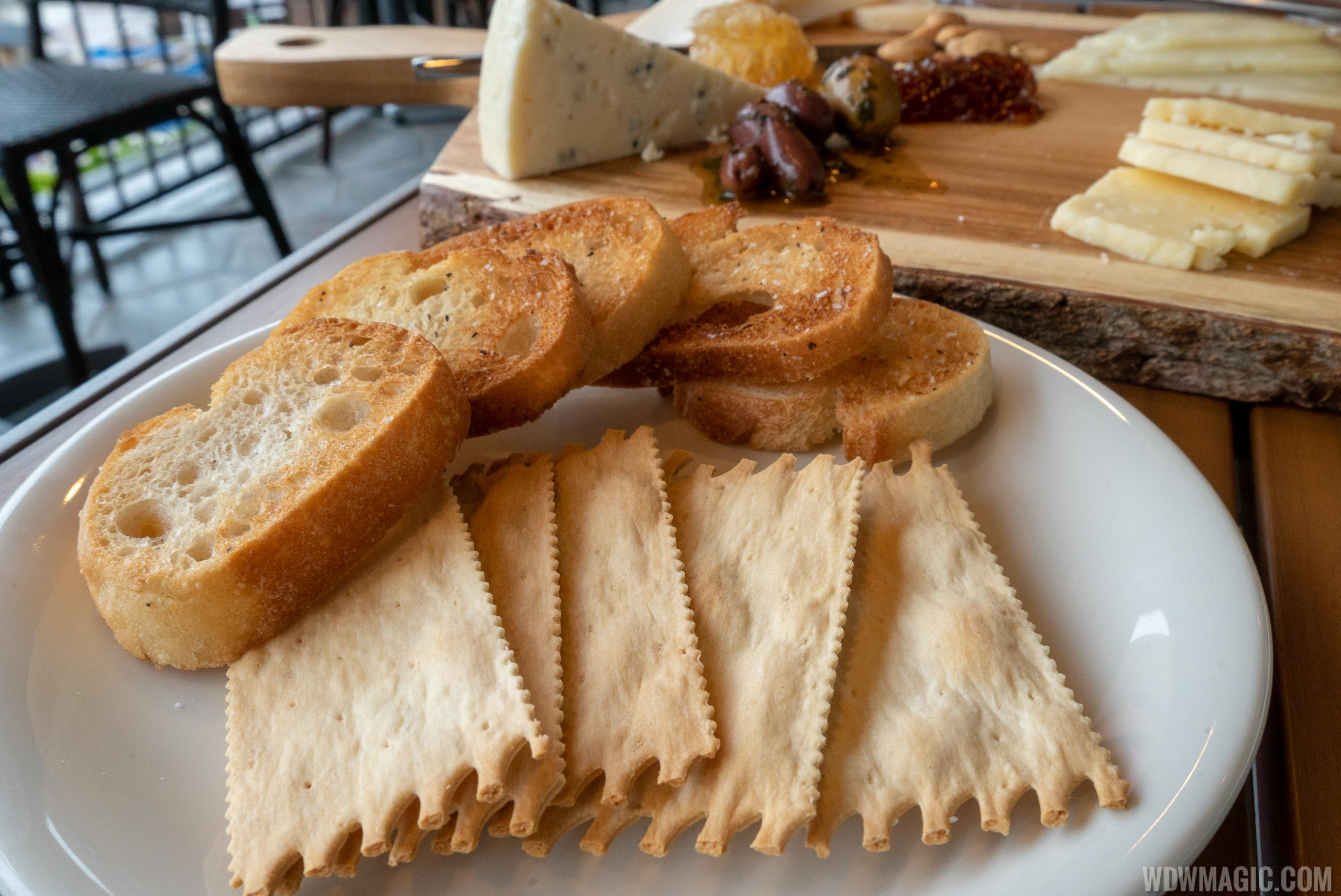 Wine Bar George - Artisanal Cheese Board $24