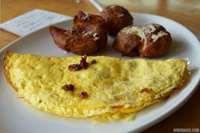 Bacon & Cheddar Omelet