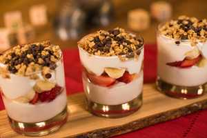 Woody's Lunch Box - Banana Split Yogurt Parfait $5.99
