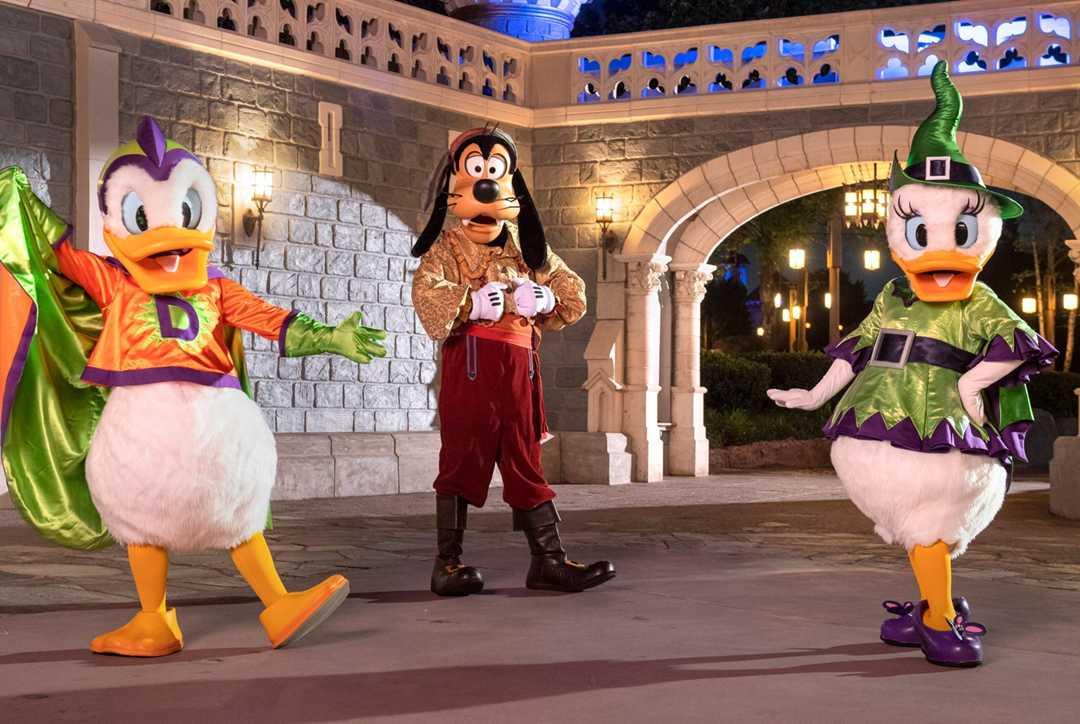 Disney After Hours BOO BASH coming to Magic Kingdom at Walt Disney World