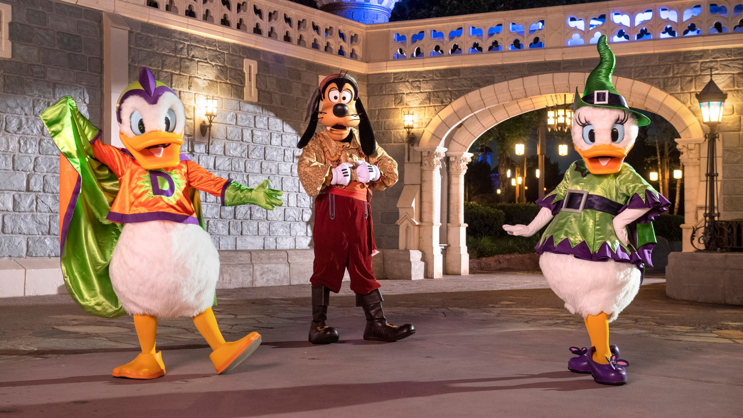'Disney After Hours Boo Bash' officially listed as sold out for October 31