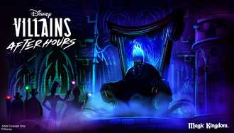 'Villains Unite the Night' is the new stage show coming to Disney Villains After Hours at the Magic Kingdom this summer