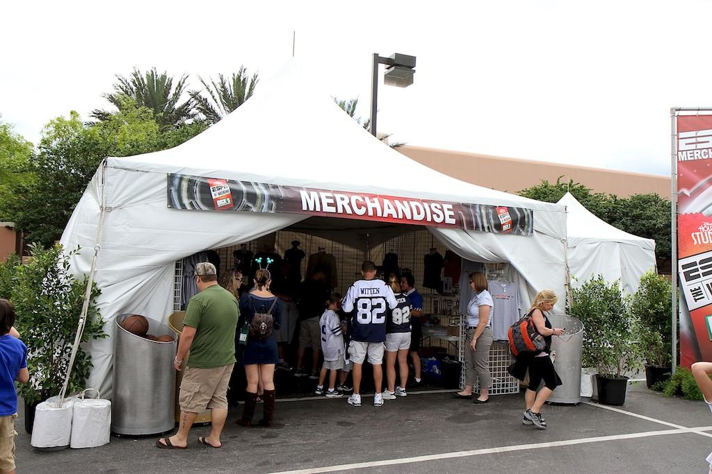 2011 ESPN The Weekend - Day 1 - ESPN Sports Zone