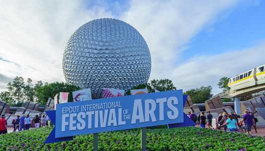 Full menu listing for the 2019 Epcot International Festival of the Arts