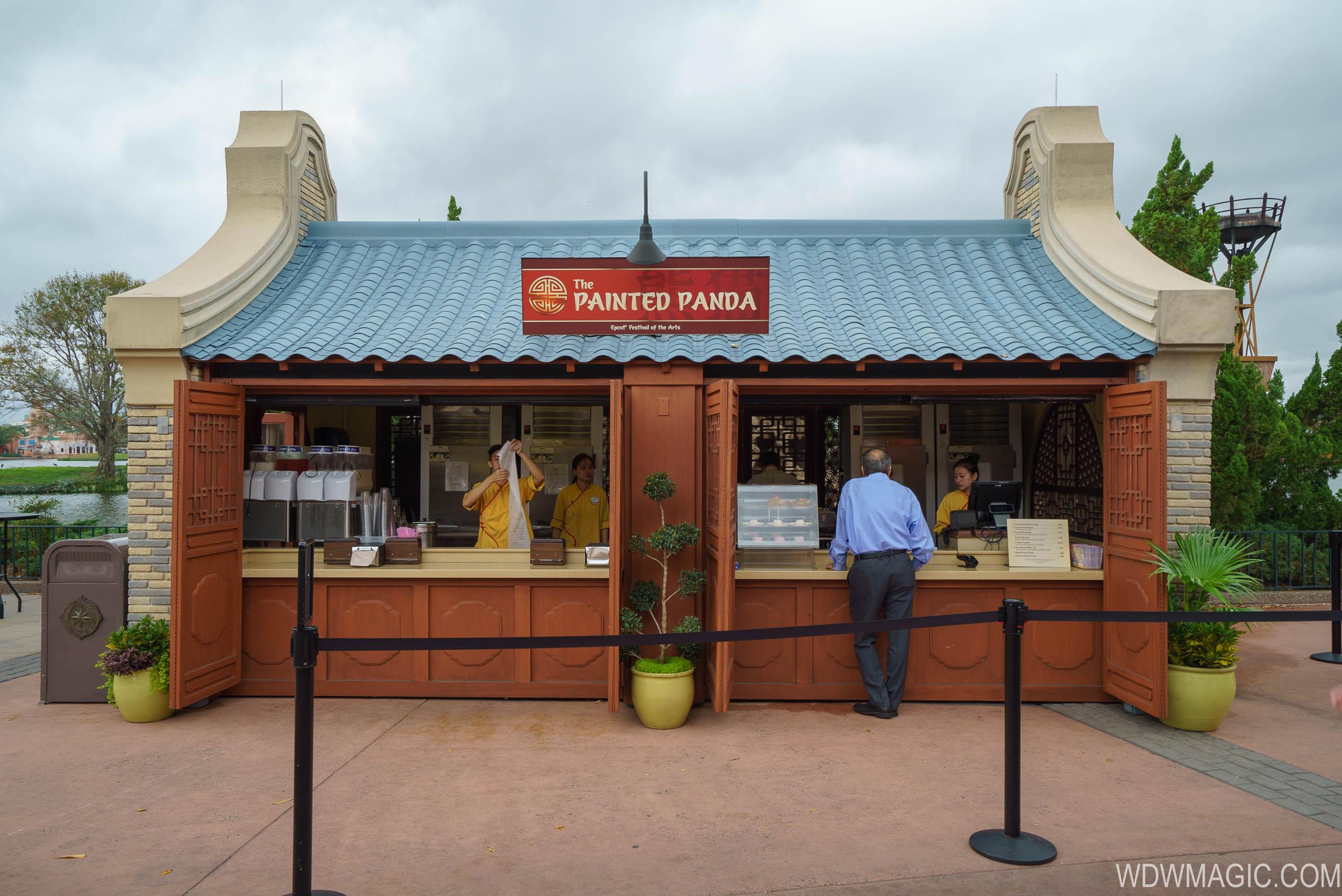 2018 Epcot Festival Of The Arts Food Studio Kiosks And Menus Photo 23 Of 26