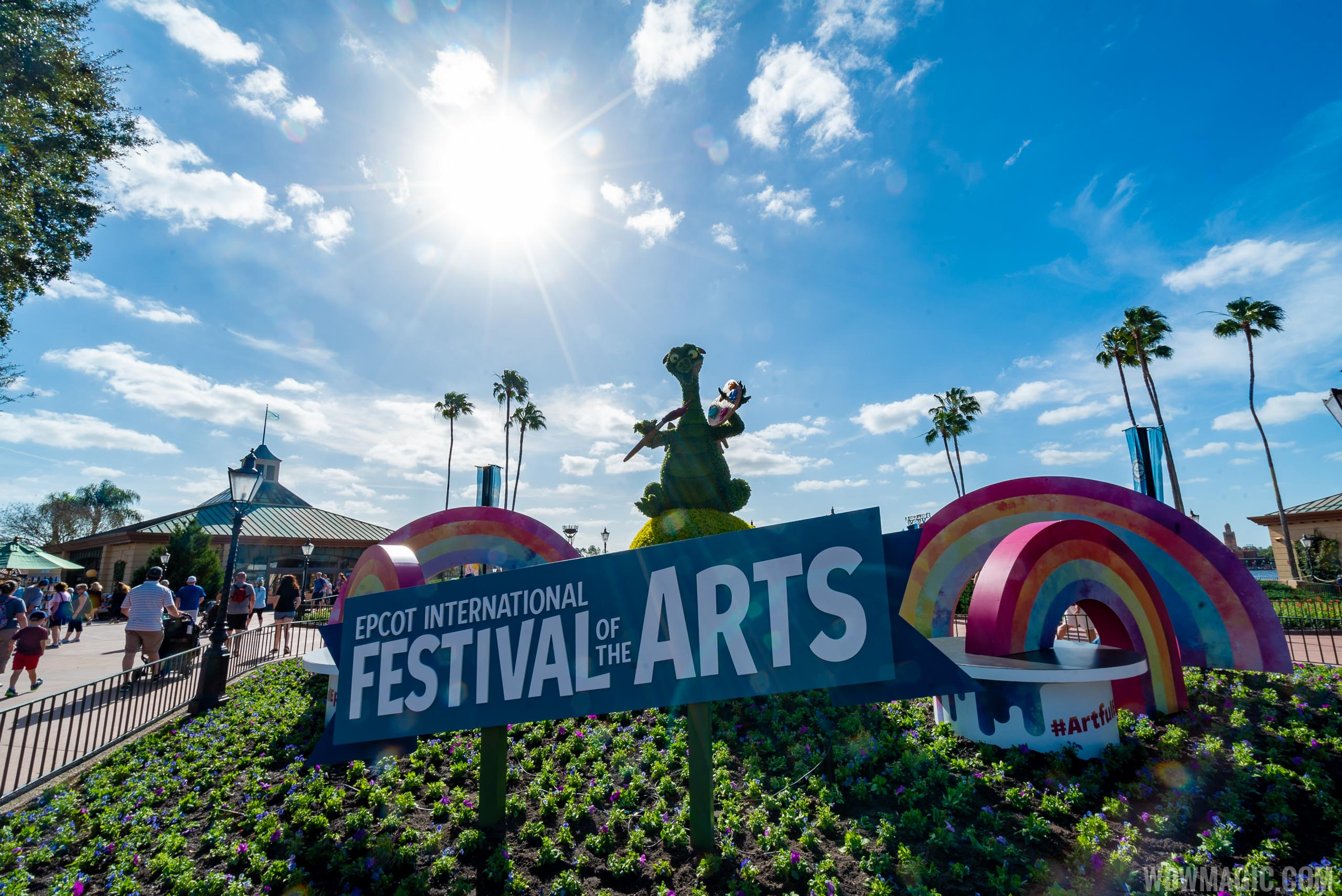 Photos What S New And Changed At The 2020 Epcot International Festival Of The Arts