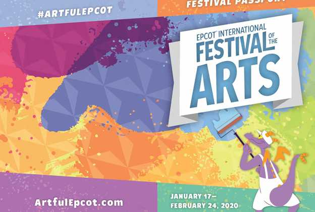 2020 Epcot Festival of the Arts Passport