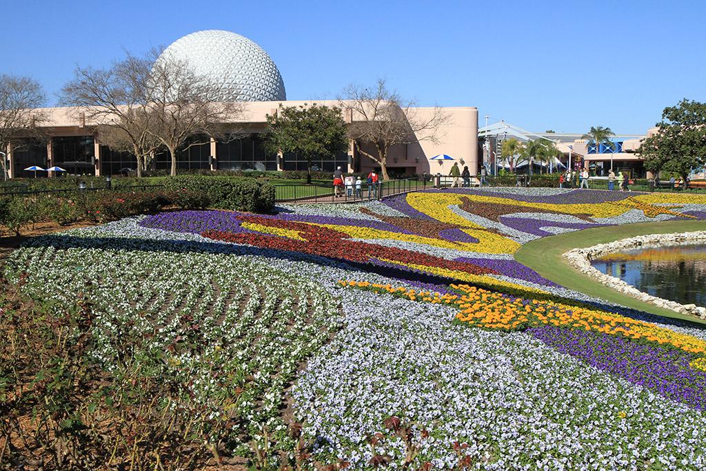 2010 International Flower and Garden Festival opening day