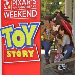 Pixar Weekend