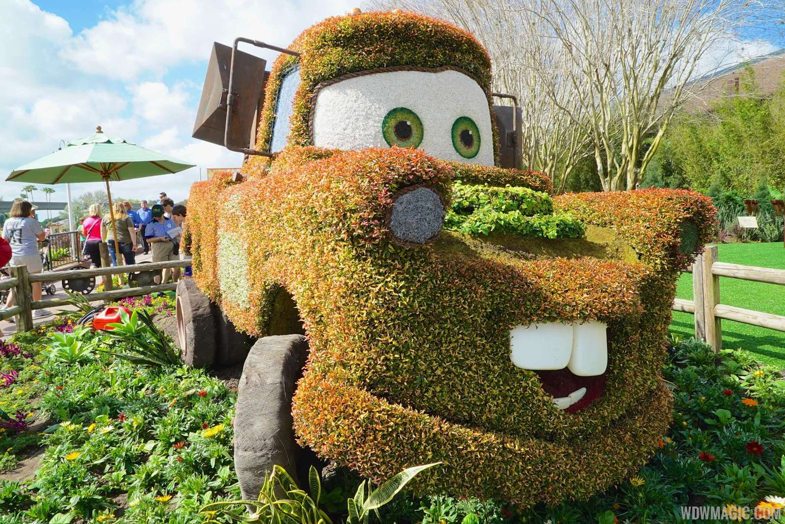 PHOTOS - Take a photo tour of the 2015 Epcot Flower and Garden Festival