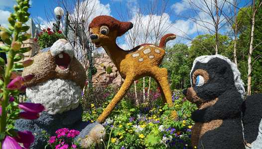 Full menus for the 2019 Epcot International Flower and Garden Festival Outdoor Kitchens