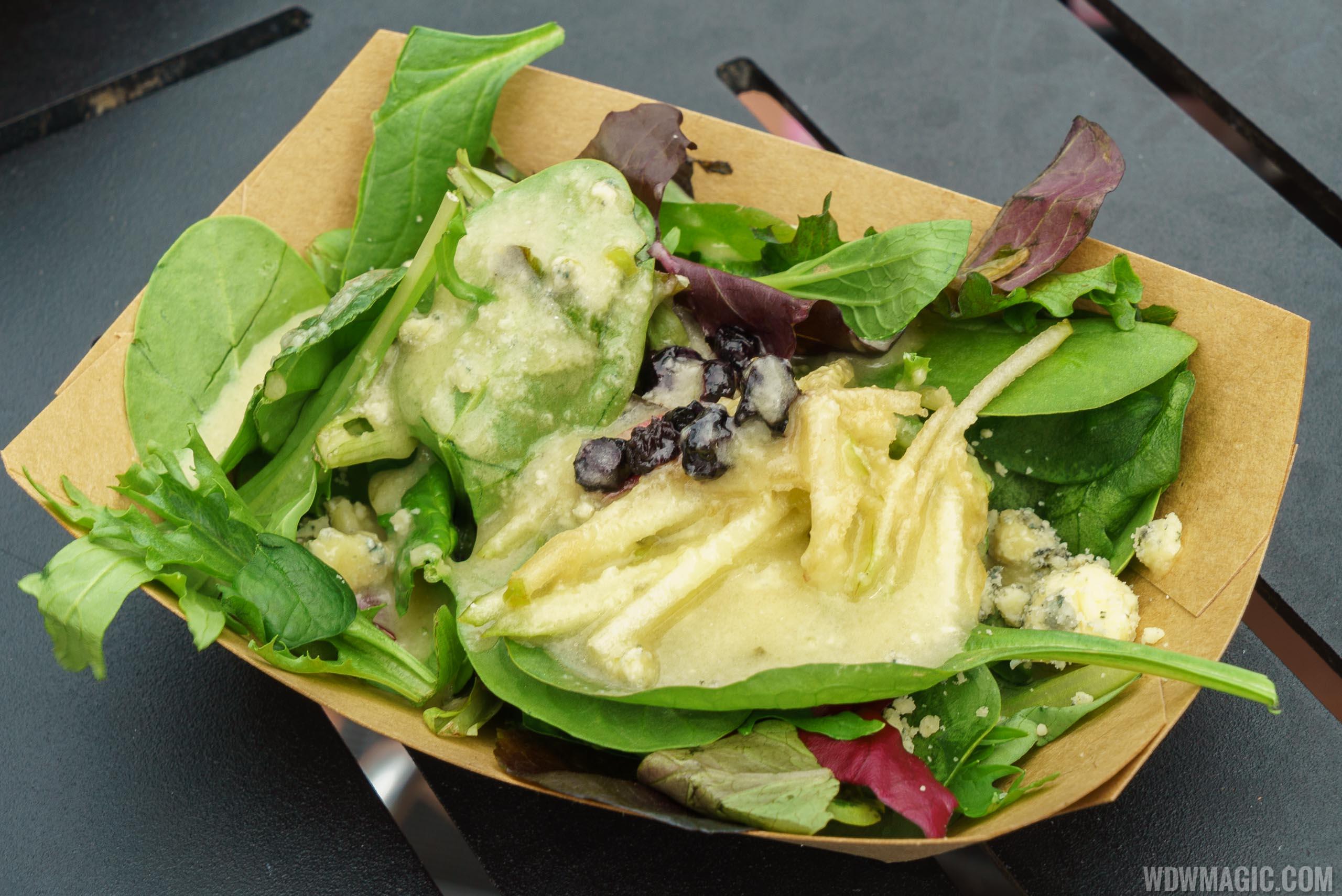 2016 Epcot Flower and Garden Festival Outdoor Kitchen kiosks food
