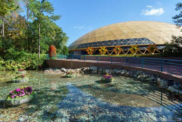 2017 Epcot International Flower and Garden Festival - Festival Center