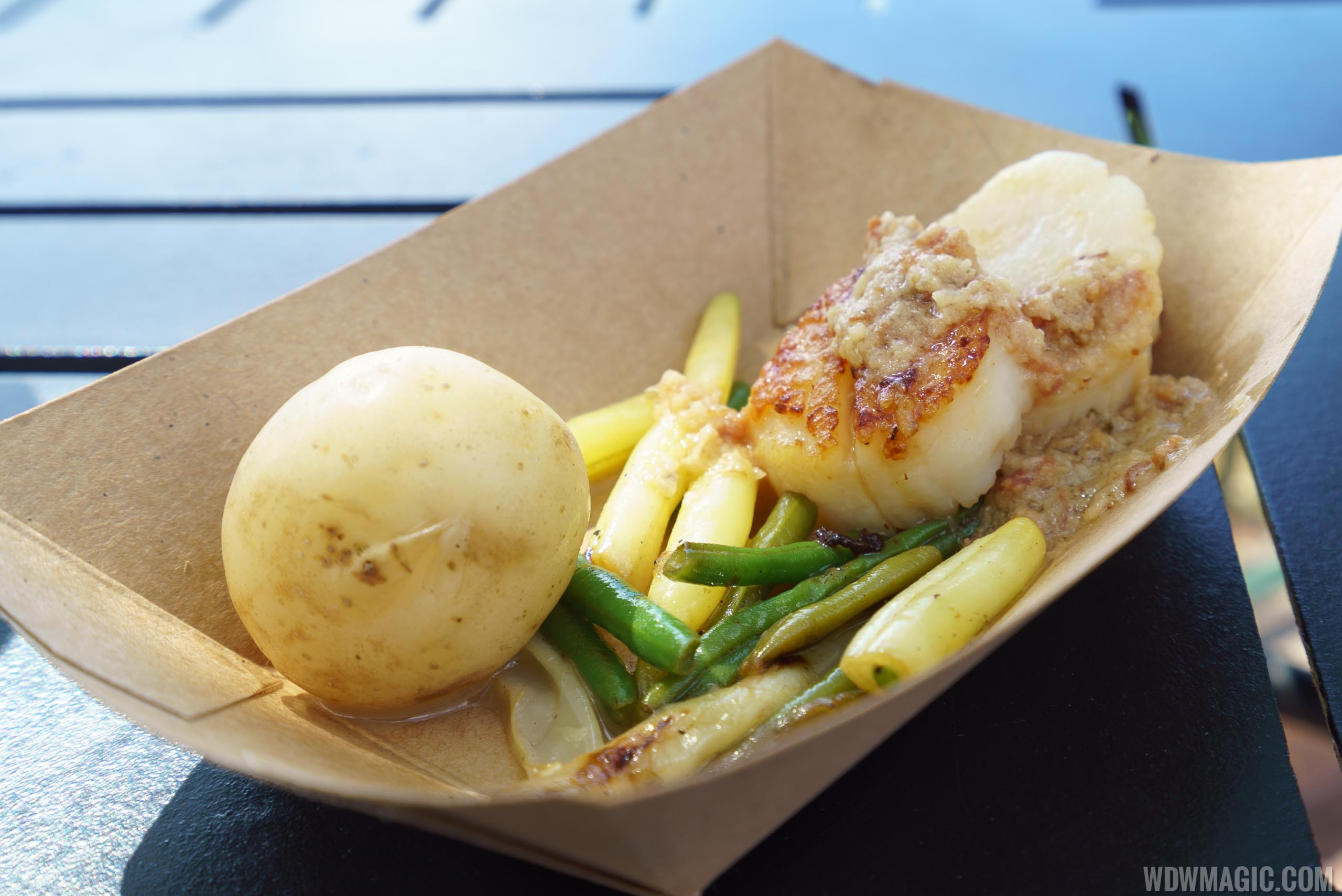 New foods at the 2017 Epcot Flower and Garden Festival Outdoor Kitchens
