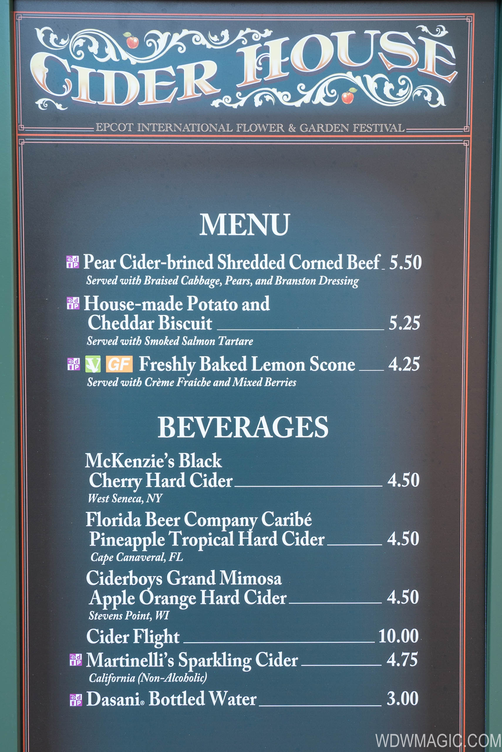 2018 Epcot Flower and Garden Festival Outdoor Kitchen kiosks and ...