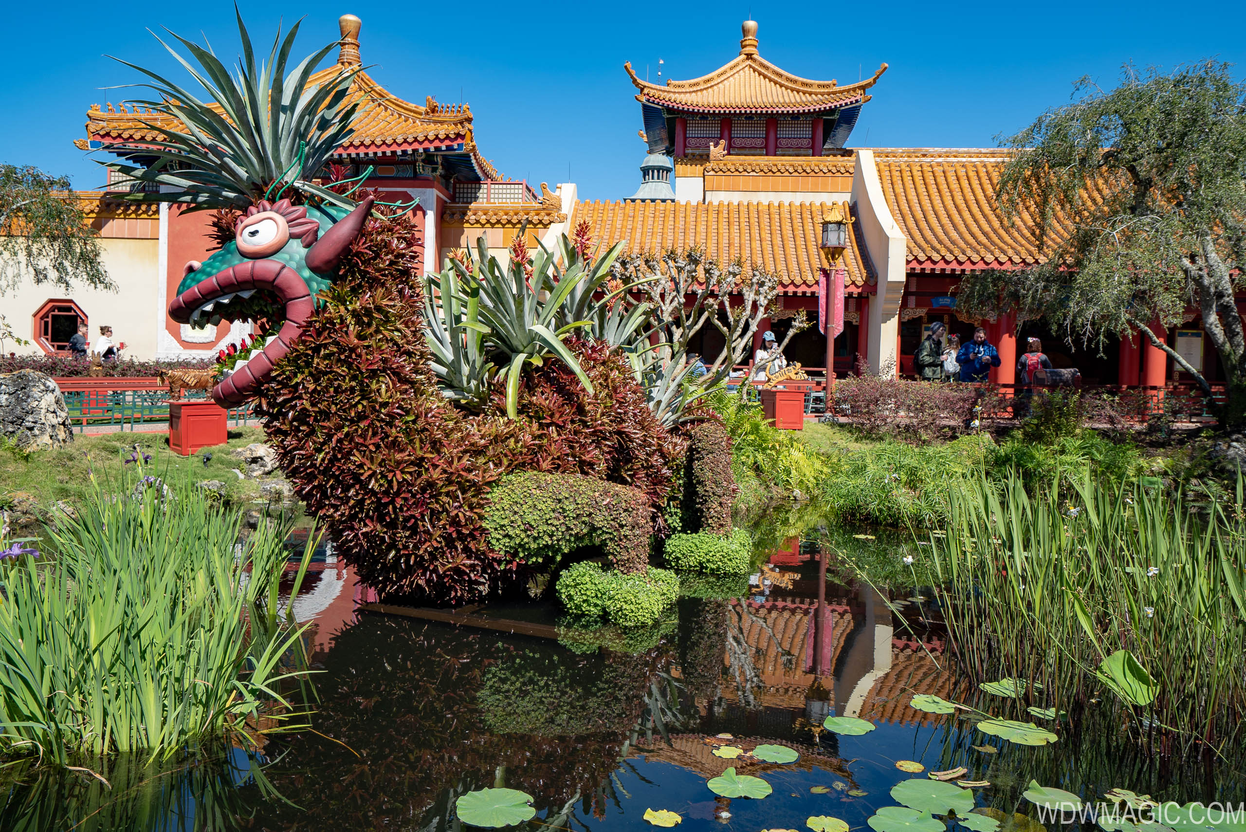China Pavilion at Epcot