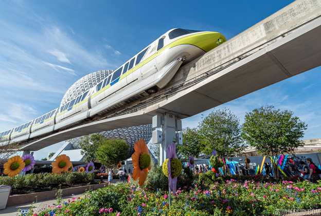 2020 Epcot International Flower and Garden Festival topiary tour