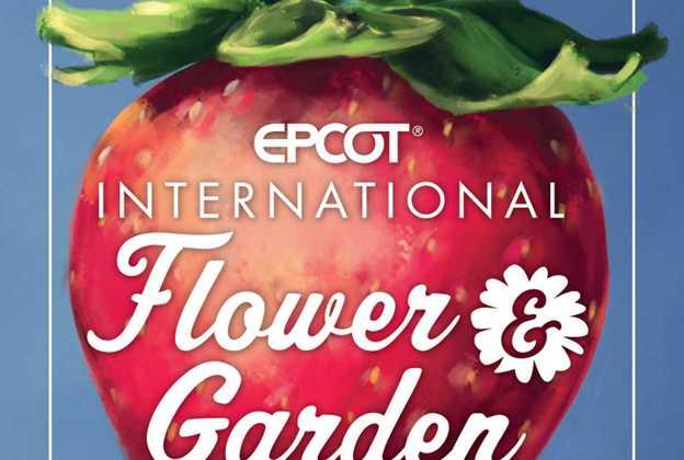 2020 Epcot International Flower and Garden Festival passport