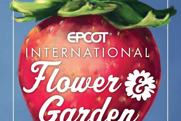2020 Epcot International Flower and Garden Festival passport