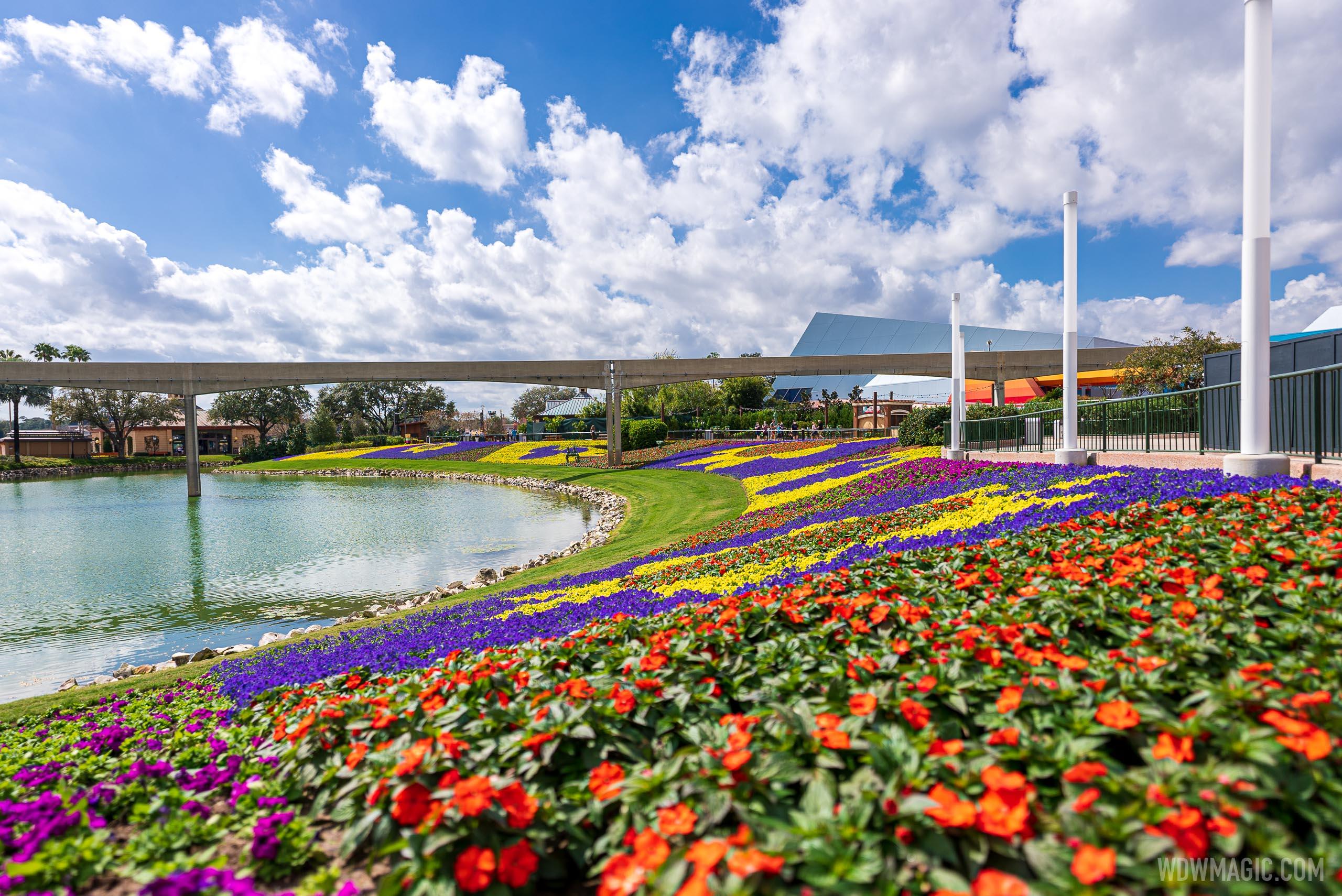 Future World West gardens