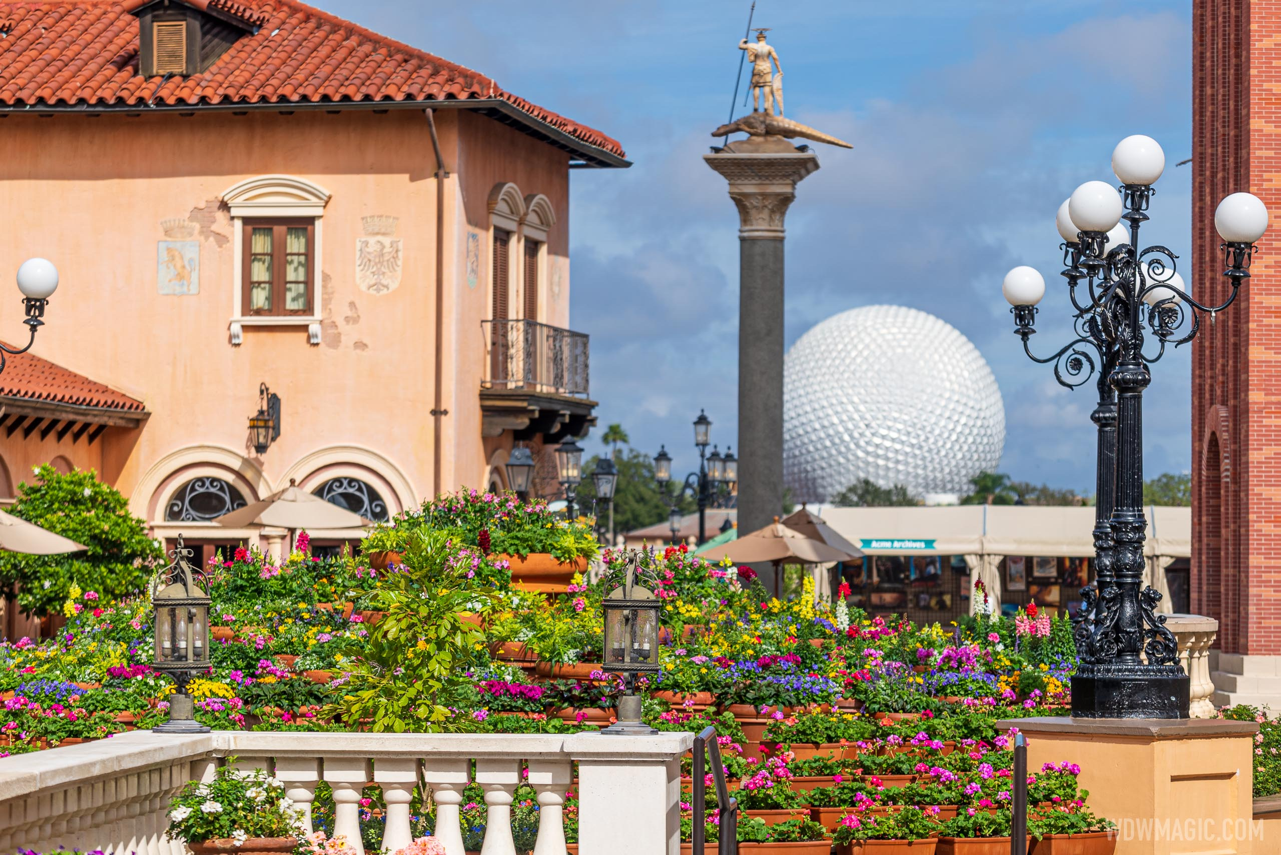 Flower and Garden Festival is driving attendance at EPCOT this Spring