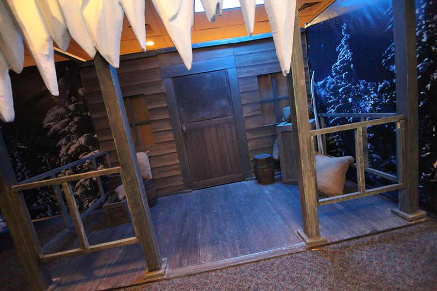 Inside Wandering Oaken's Trading Post & Frozen Funland