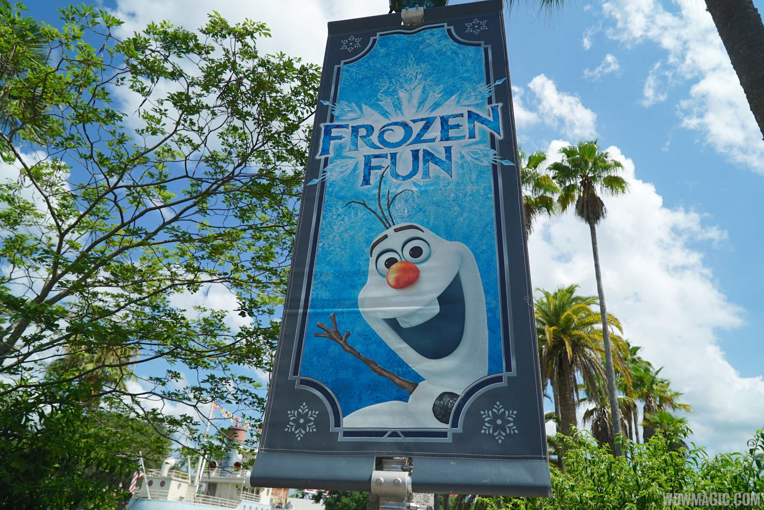 Frozen Summer Fun LIVE at Disney's Hollywood Studios