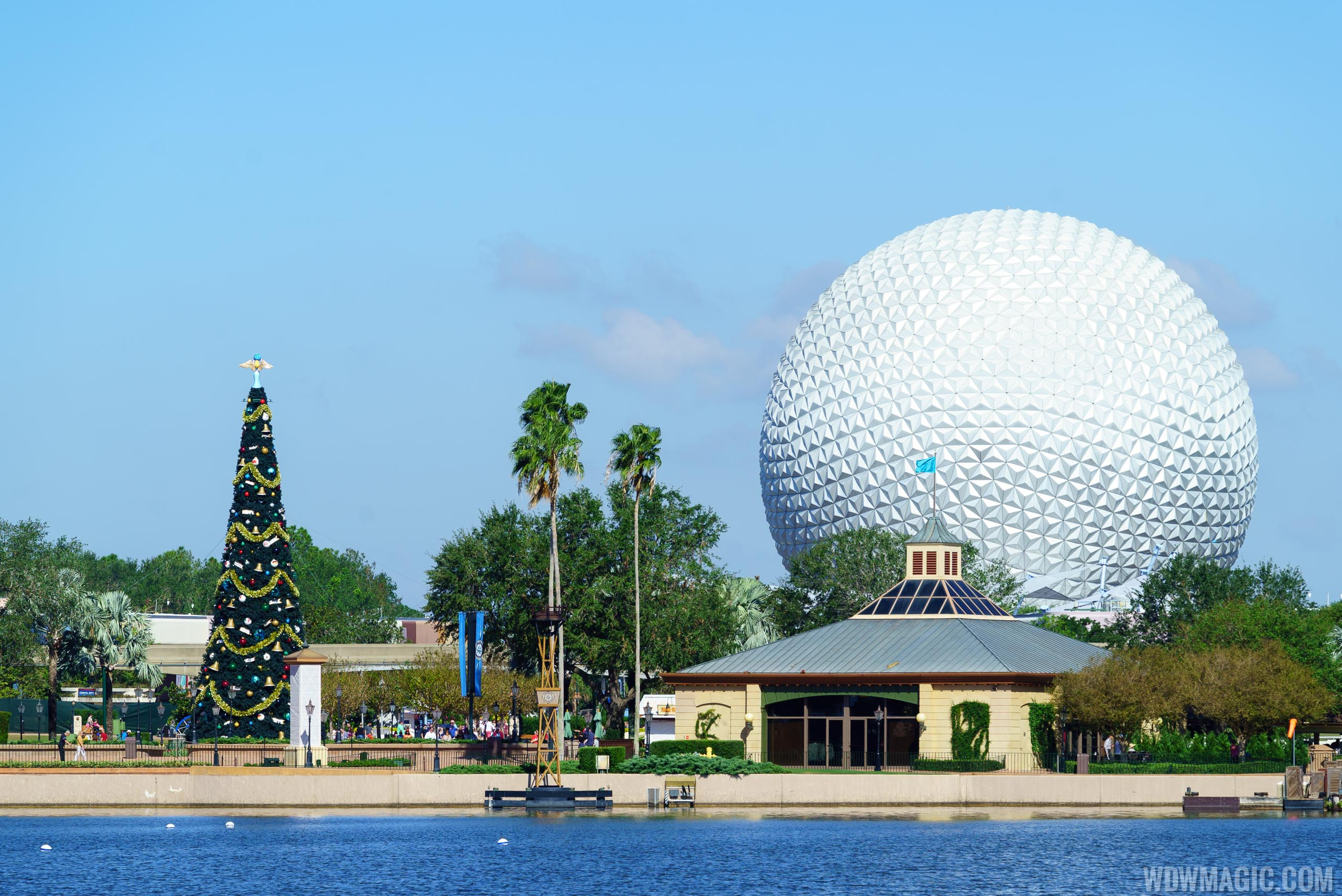 2017 epcot international festival of the holidays decor for International decor 2017