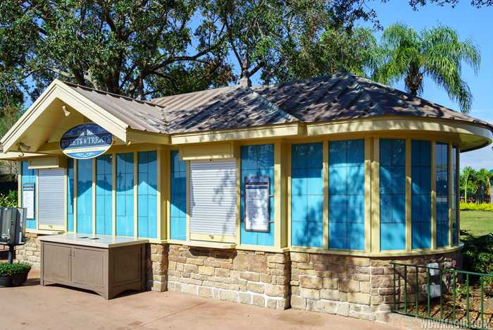 2017 Epcot Holiday Kitchens