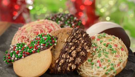Food and Drink line-up for the 2018 Epcot International Festival of the Holidays