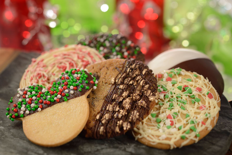 Holiday Cookie Stroll Cookies