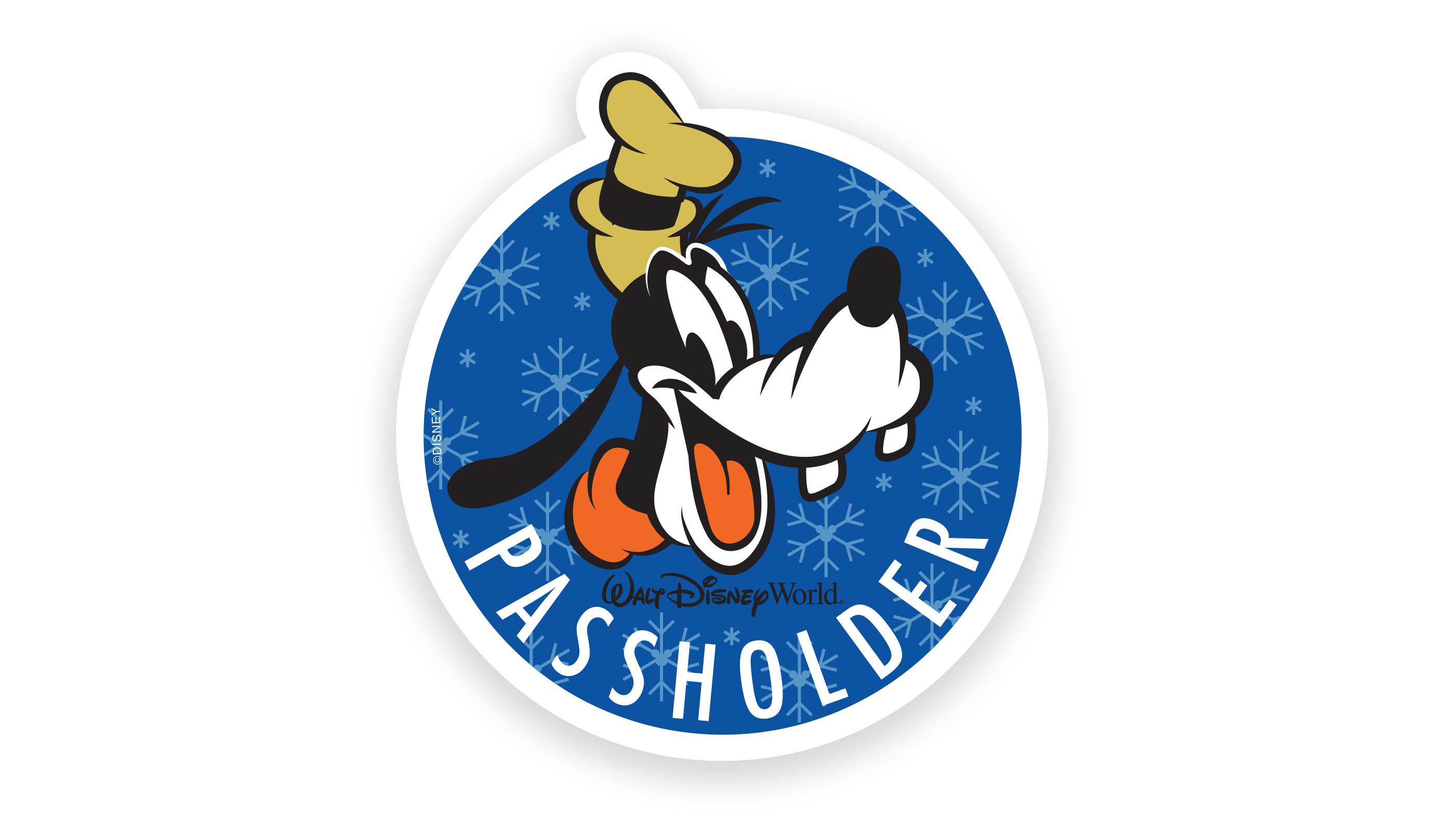 Passholder Magnet for the 2018 Epcot International Festival of the Holidays