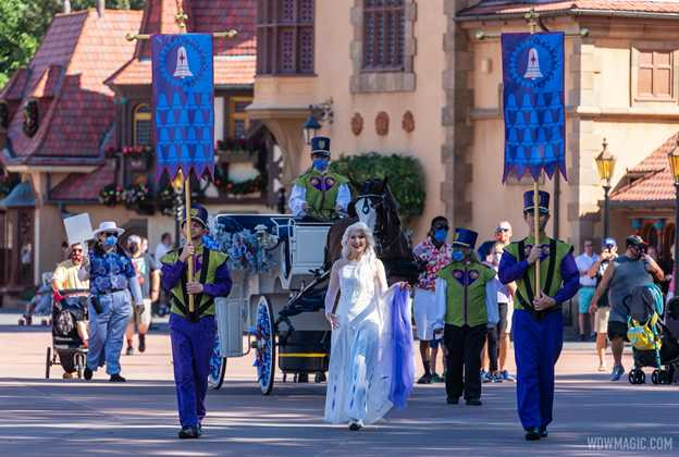 2020 EPCOT Festival of the Holidays entertainment