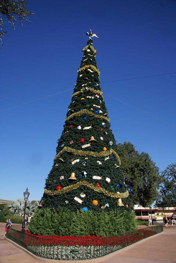 2009 Christmas tree