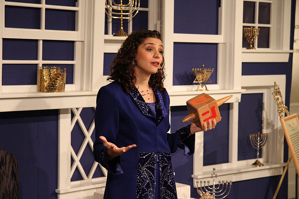 Holiday Storytellers - The American Adventure - Hanukkah