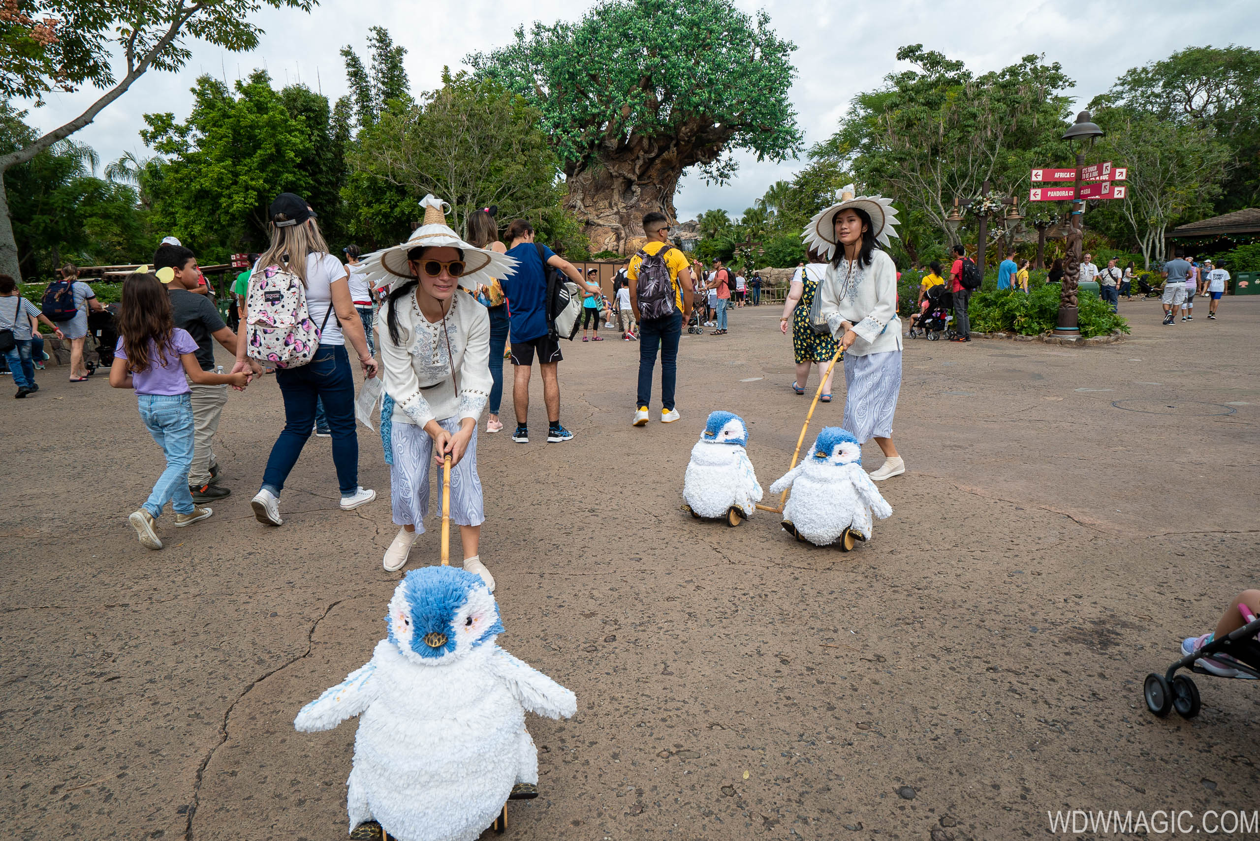 Merry Menagerie at Disney's Animal Kingdom