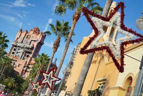 Holidays at Disney's Hollywood Studios