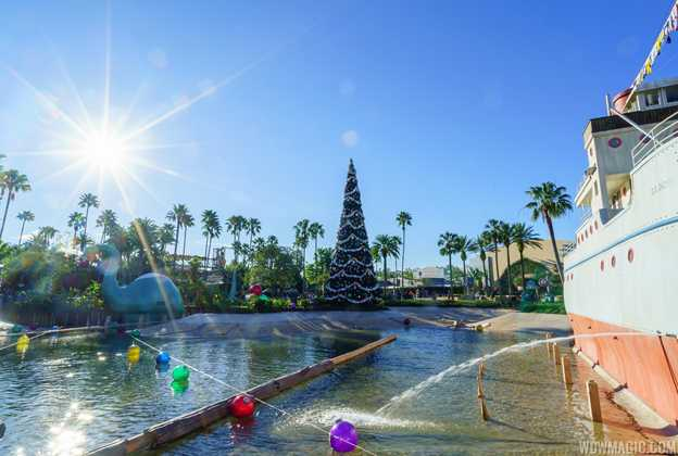 Echo Lake Christmas Tree and new decor