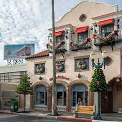 2018 Holiday Decorations at Disney's Hollywood Studios