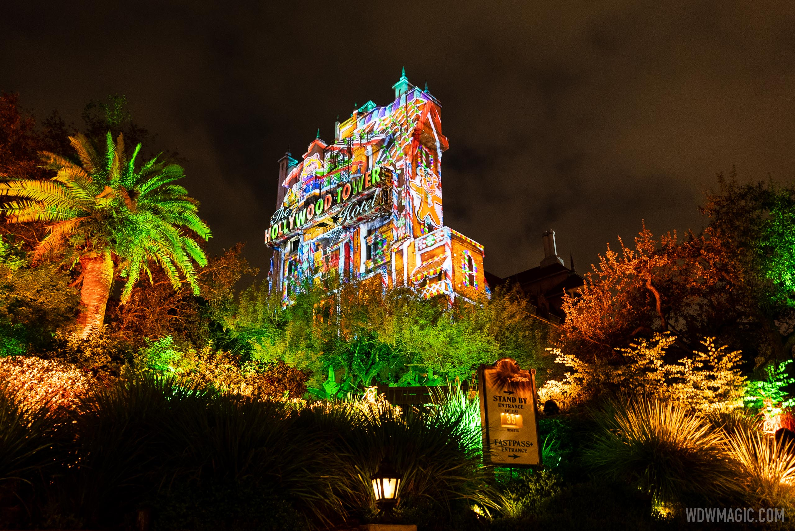 Hollywood Holiday Tower Hotel