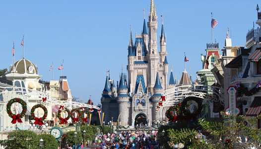 Dates set for filming the 2018 ABC Holiday Specials at Walt Disney World