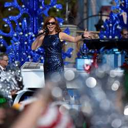 Disney Parks Unforgettable Christmas Celebration performances