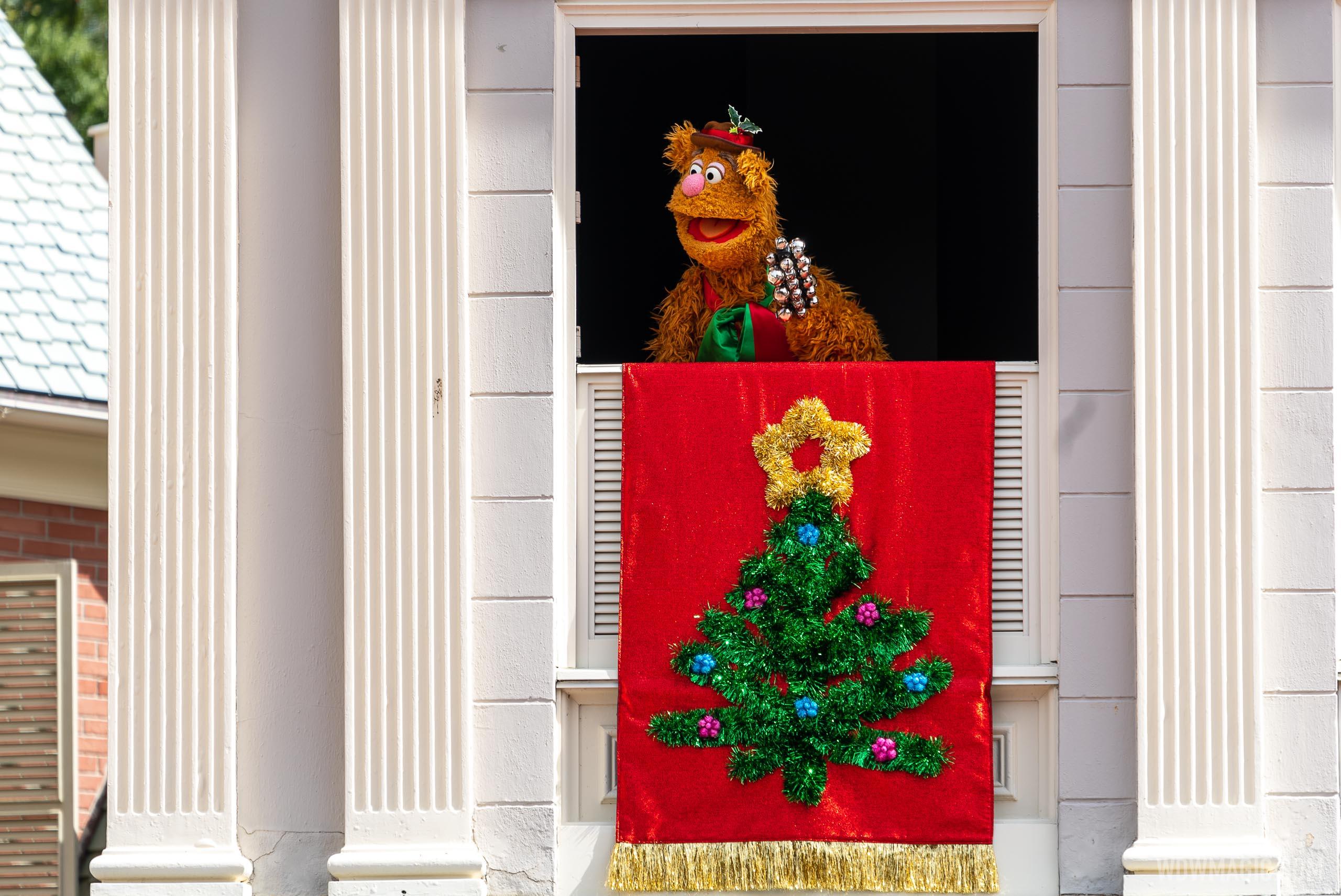 Muppets at the Magic Kingdom November 2020