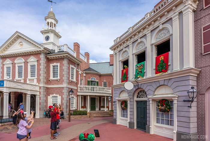 Muppets at the Magic Kingdom November 2020