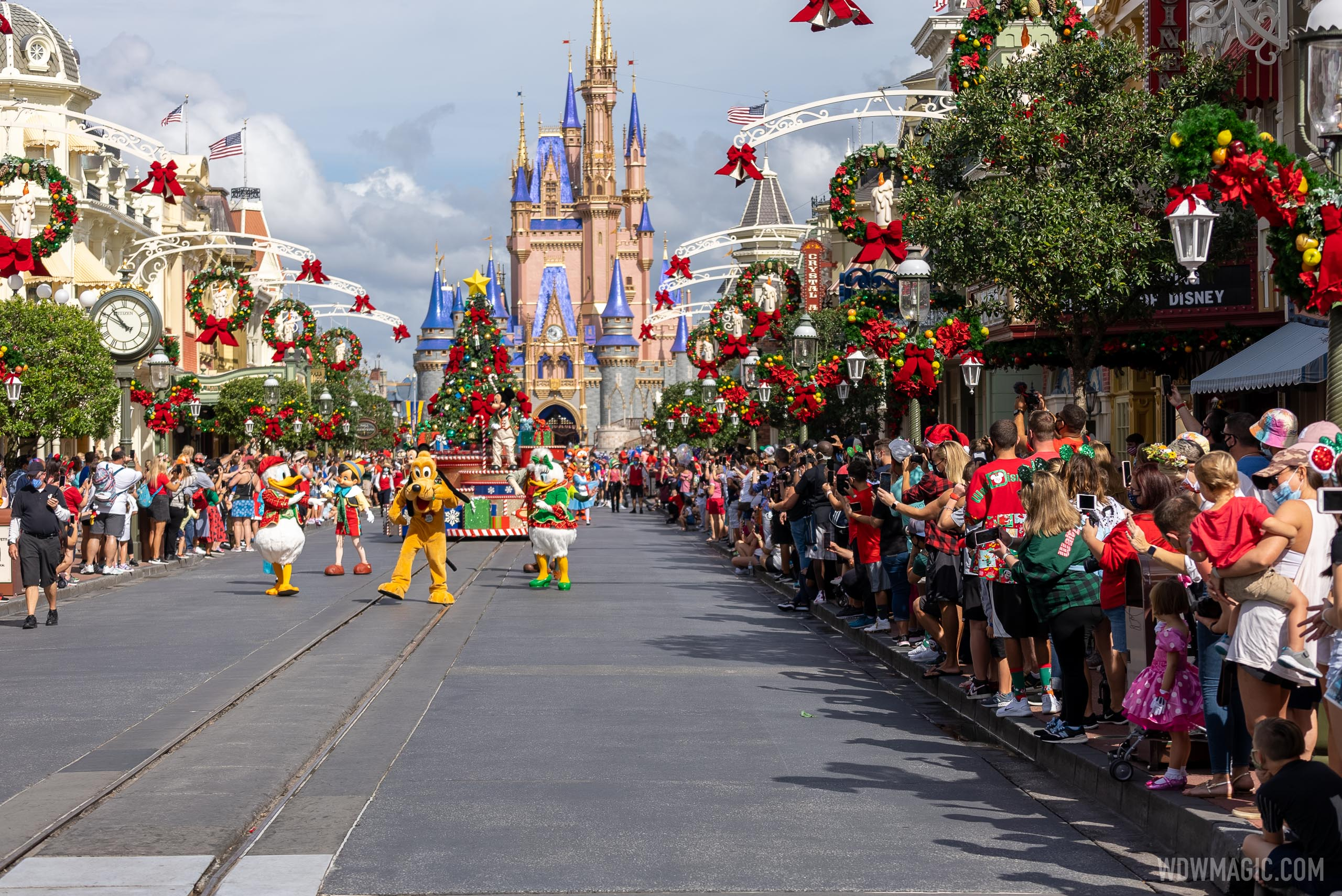 Despite much busier parks at Walt Disney World, more layoffs are coming